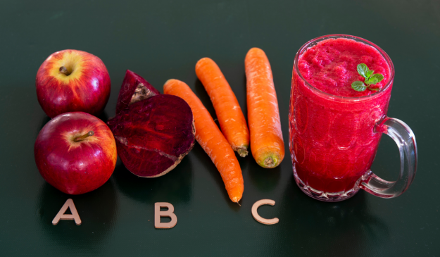Is apple, carrot,and betroot juice is helpful for your health?