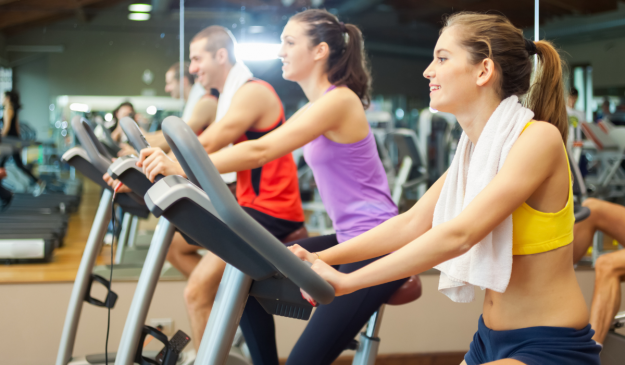 Benefits of stationary bike for your health.